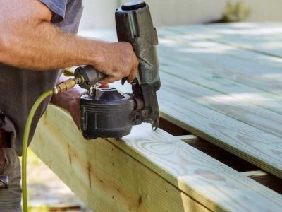 Patio, Porch and Deck Builders