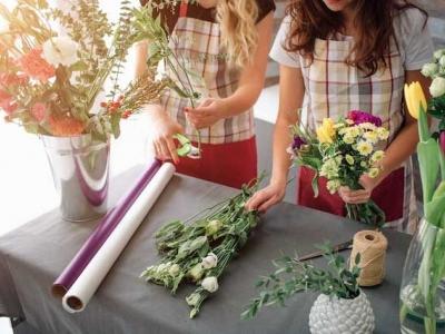 Florists-Retail