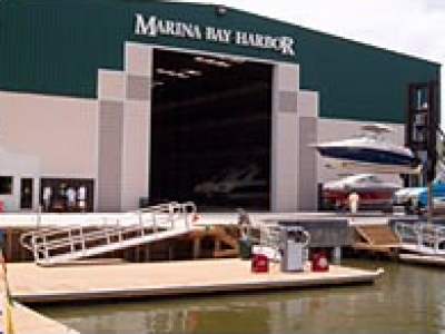 Marina Bay Harbor Yacht Club