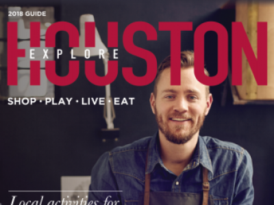 Explore Houston Magazine Holiday Offers