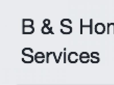 B & S Home Services
